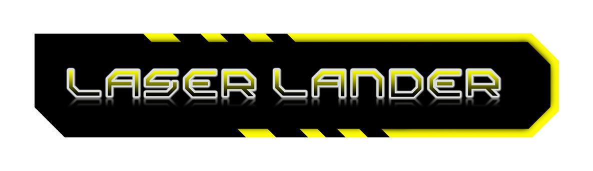 Laser Game Lander